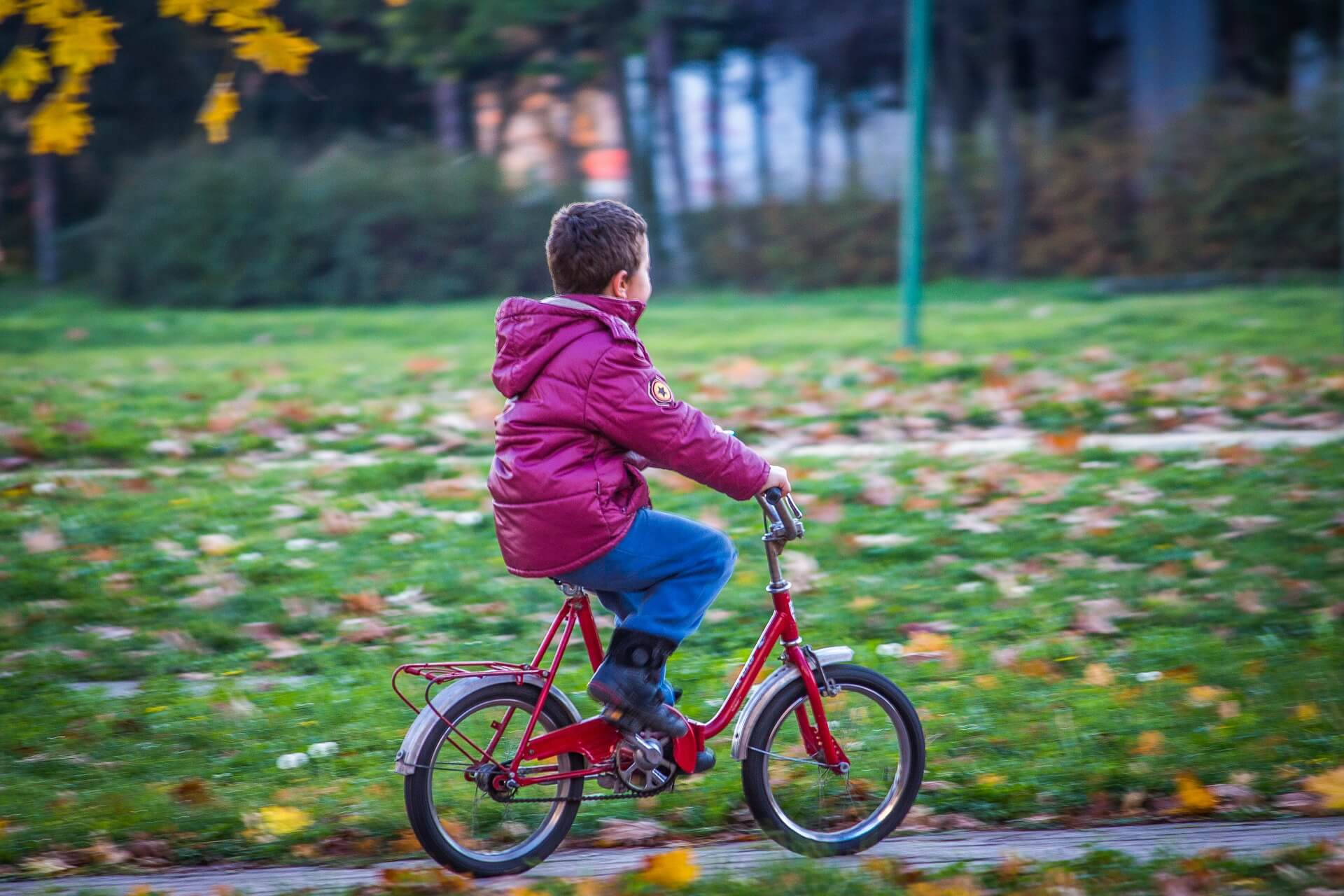 children and bicycle accidents
