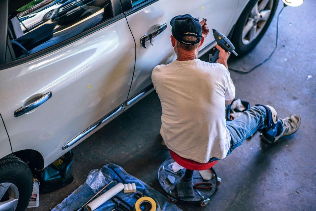 laws on automotive repair