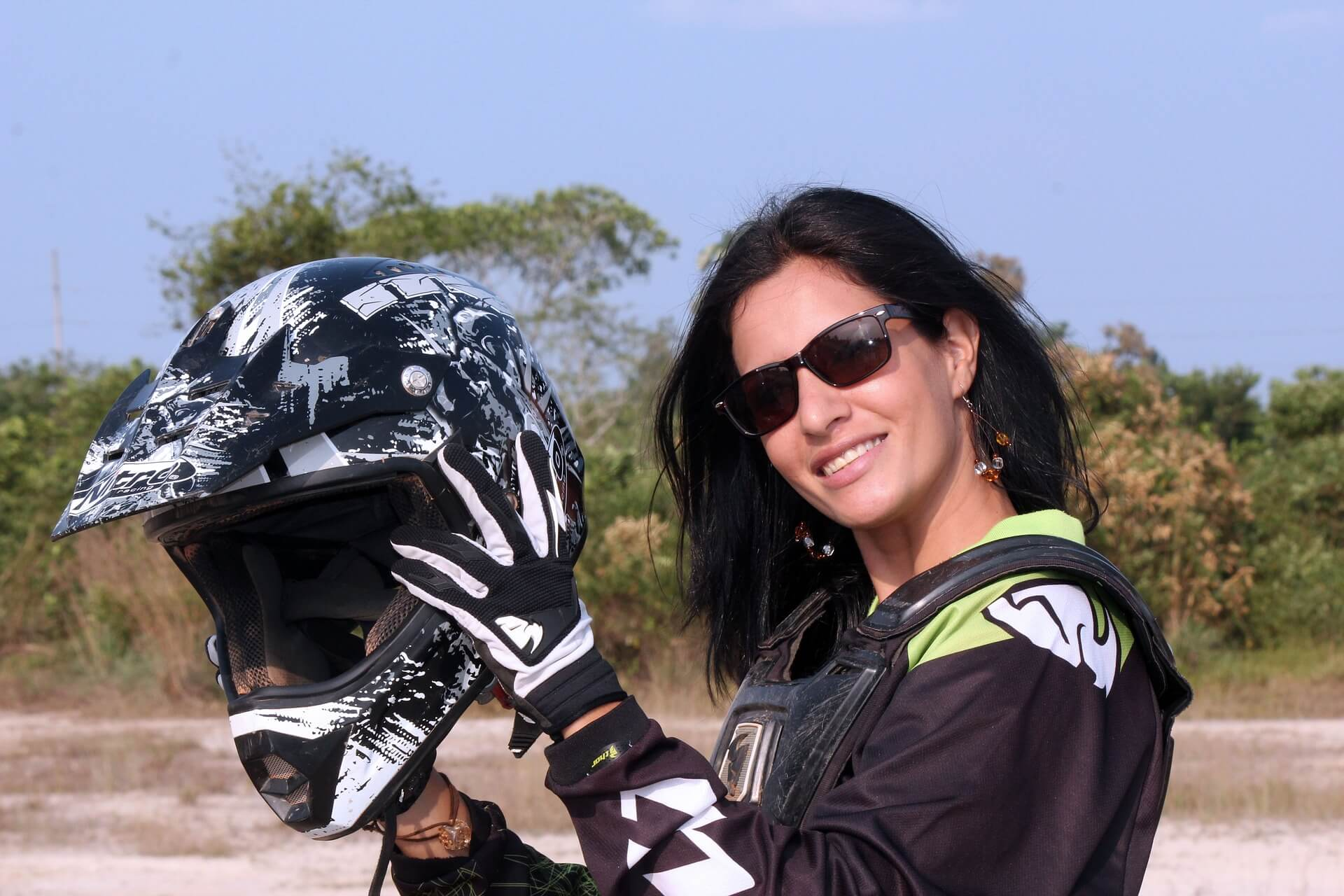 more female motorcycle riders