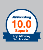 AVVO Top Attorney Car Accident